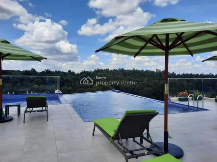 Luxurious 3 Bedroom Apartments Overlooking Karura Forest, Peponi Road, Westlands, Nairobi, Apartment for Rent