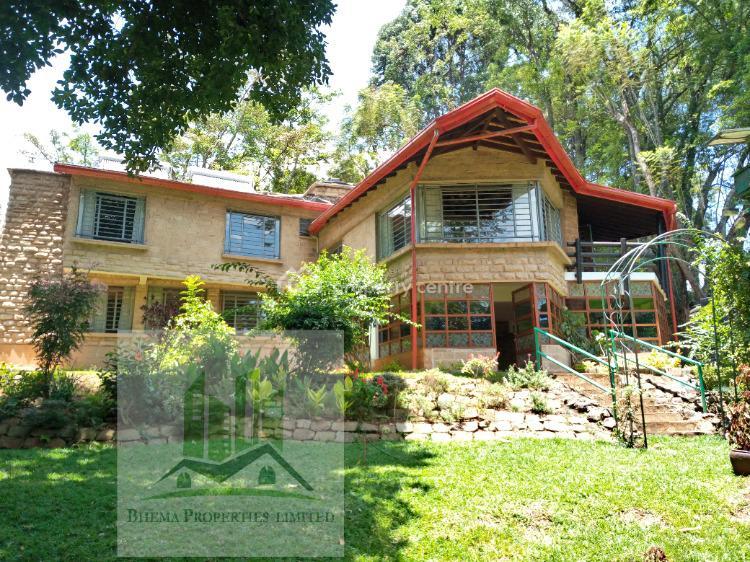 Luxurious 5 Bedroom in a Cool Environment, Kitisuru Road, Kitisuru, Nairobi, Terraced Bungalow for Rent