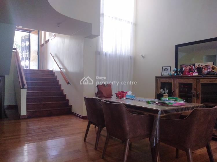 an Elegant 3 Leveled, 5-bedroomed Townhouse, Shanzu Road, Westlands, Nairobi, House for Sale