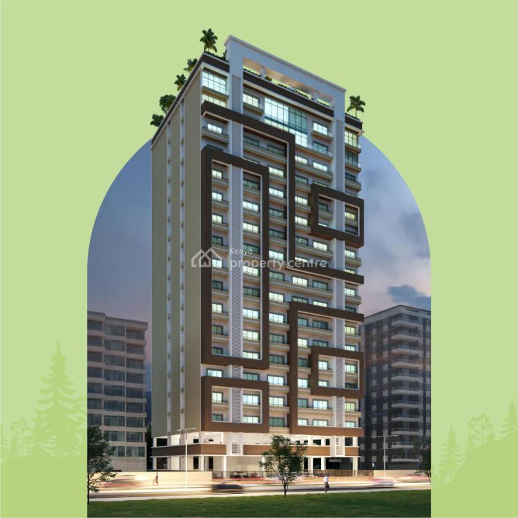 4 Bedroom Apartments in a Quiet Location in Parklands, Parklands, Nairobi, Flat for Sale