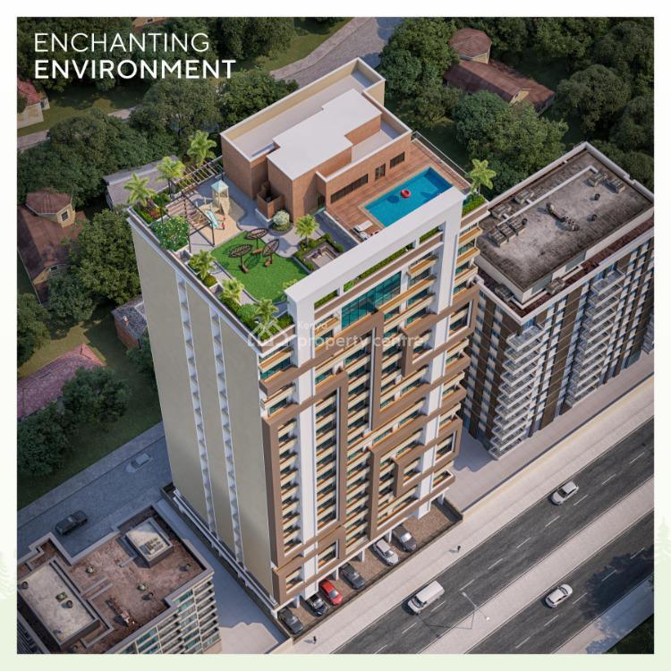 4 Bedroom Apartments in a Quiet Location in Parklands, Parklands, Nairobi, Apartment for Sale