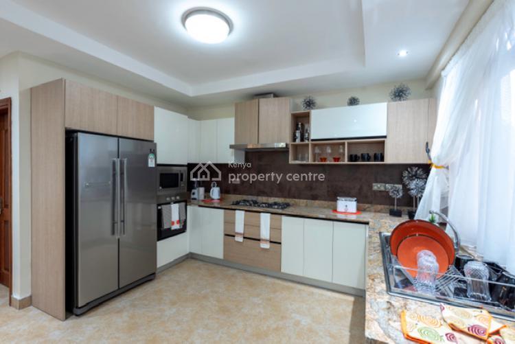Serene 3 Bedroom Apartments Near The German Embassy, Riverside Drive, Westlands, Nairobi, Flat for Rent
