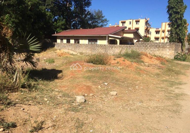 60×60 Plot  in Bamburi Mombasa.ls5, Bamburi, Mombasa, Residential Land for Sale