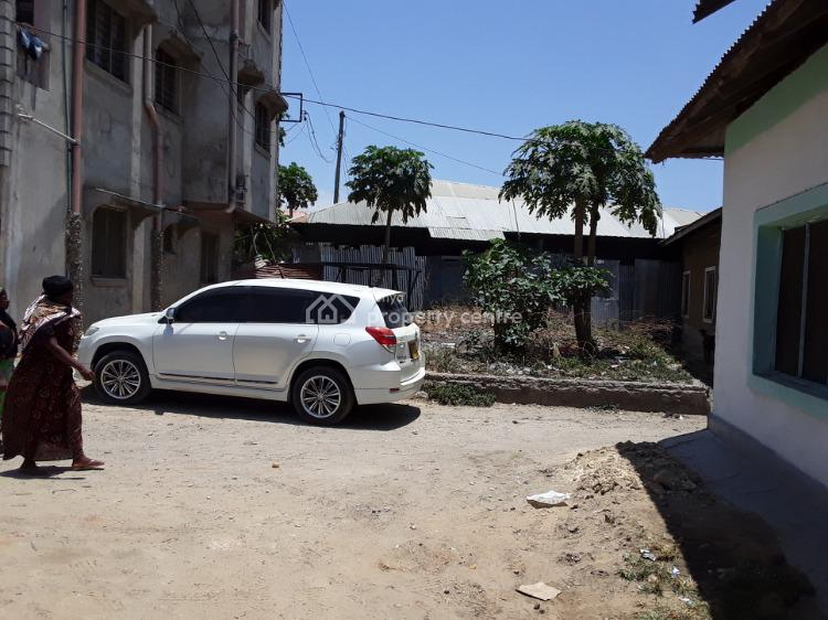 40 By 50 Piece of Land with Foundation, Kisauni Barsheba Close to The Fayaz Bakery on The Road, Bamburi, Mombasa, Residential Land for Sale