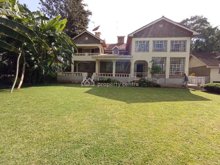a Luxurious 10 Bedroom House Opposite Two Rivers, Opposite Two Rivers, Runda, Westlands, Nairobi, Townhouse for Sale