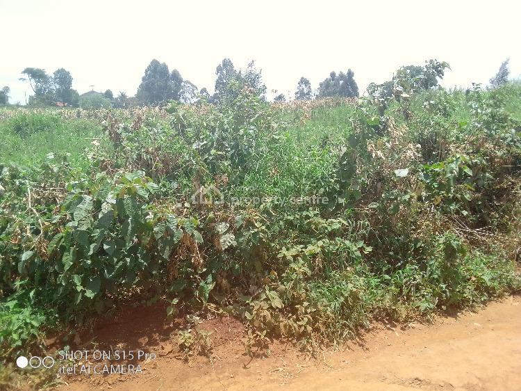 Prime 1.06 Acre Kikuyu Prime Plot, Southern Bypass, Kikuyu, Kiambu, Mixed-use Land for Sale