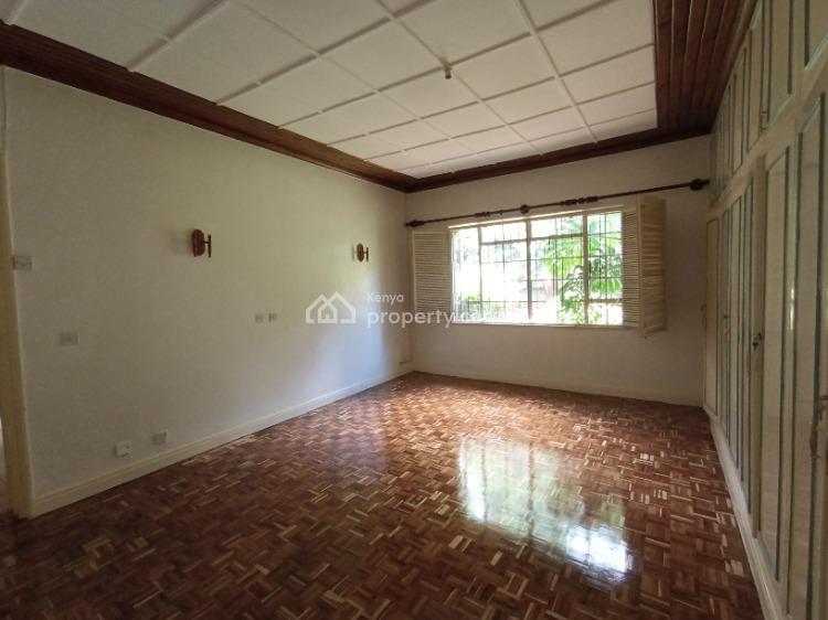 5 Bedroom House  in Riverside, Riverside Drive, Westlands, Nairobi, House for Rent
