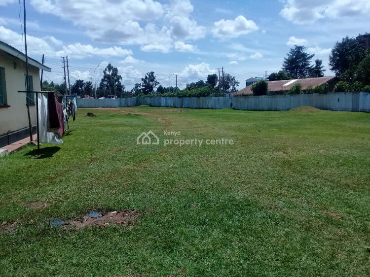 Prime 0.8 Acres in Kakamega Fronting Kakamega-kisumu Road, Kakemega-kisumu Road, Butsotso South, Kakamega, Residential Land for Sale