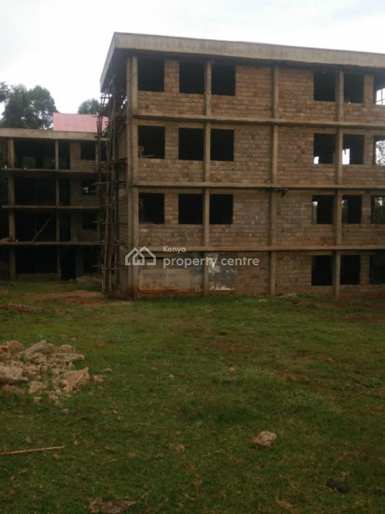 Prime 0.9 Acres Redevelopment Land in Kakamega, Off Kakamega-mumias Road, Butsotso South, Kakamega, Commercial Land for Sale