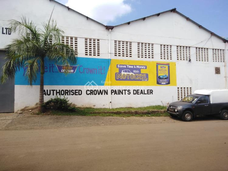 Godowns at Kisumu Cbd Along Makasembo Road, Makasembo Road, Central Kisumu, Kisumu, Warehouse for Sale