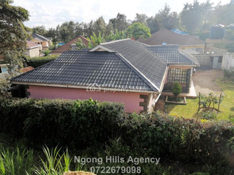 Three Bedroom Bungalow  in Kibiko Ngong, Kibiko, Ngong, Kajiado, Detached Bungalow for Sale