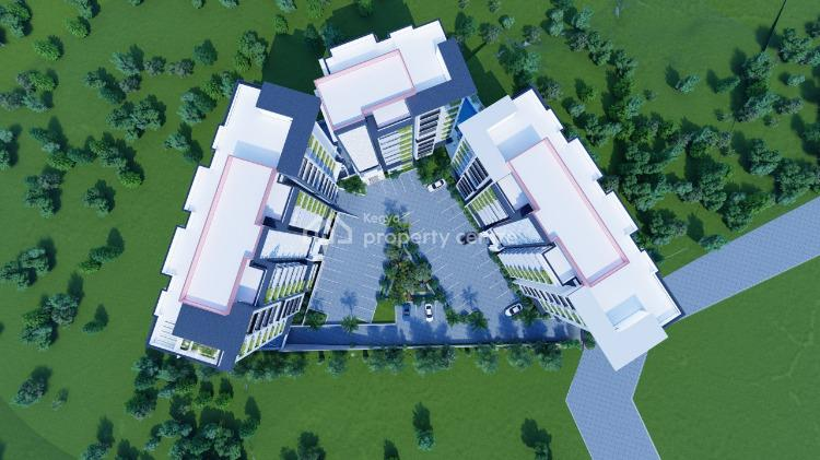 4br Offplan Apartment  in Nyali -- Footprints on Earth Apartment. As18, Nyali, Mombasa, Flat for Sale