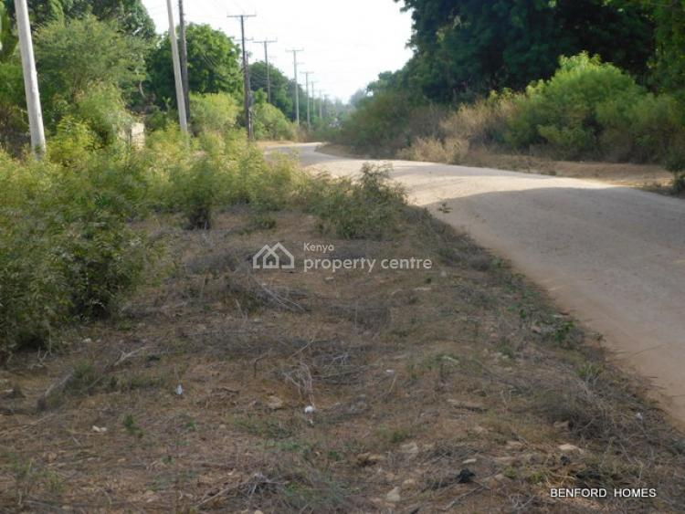 Quarter Acre of Land  ,serena Mombasa, Shanzu, Shanzu, Mombasa, Residential Land for Sale