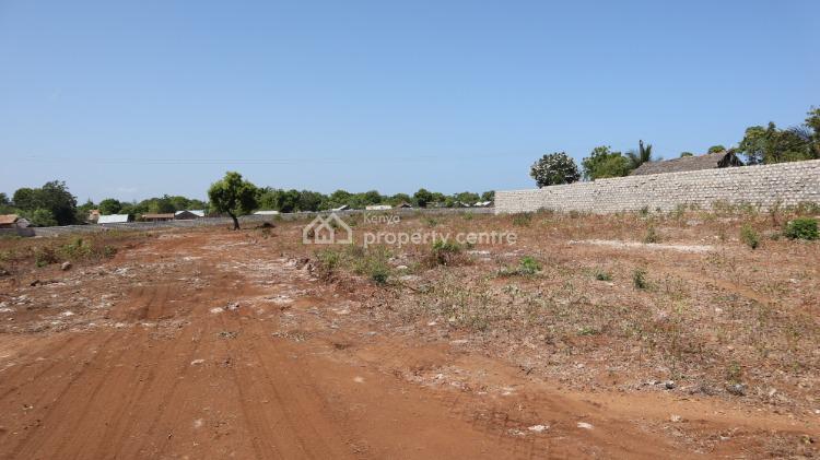 1/8 Acre Piece of Land North Coast Kikambala, Malindi Road, Mtwapa, Kilifi, Residential Land for Sale