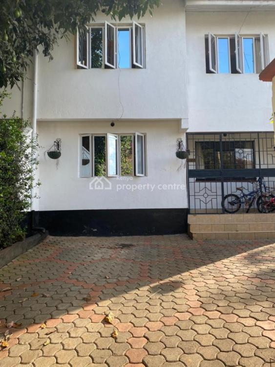 Serene, Spacious and Antique 4 Bedroom House with a Perfect Garden., Riara, Road, Lavington, Nairobi, Townhouse for Sale