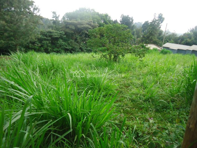 Prime 1/8th Acre Plot in Oloolua, Ngong, Kwa Saidi, Oloolua, Kajiado, Mixed-use Land for Sale