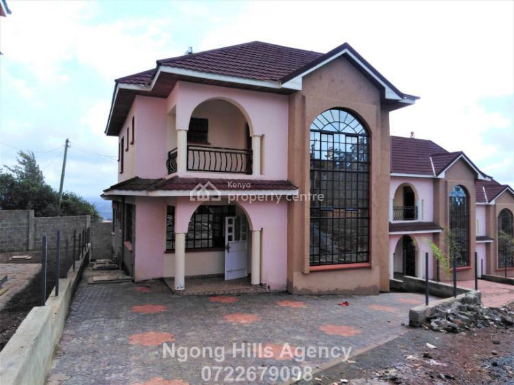 Four Bedrooms Mansion  Close to Ngong Hills, Kibiko, Ngong, Kajiado, Townhouse for Sale