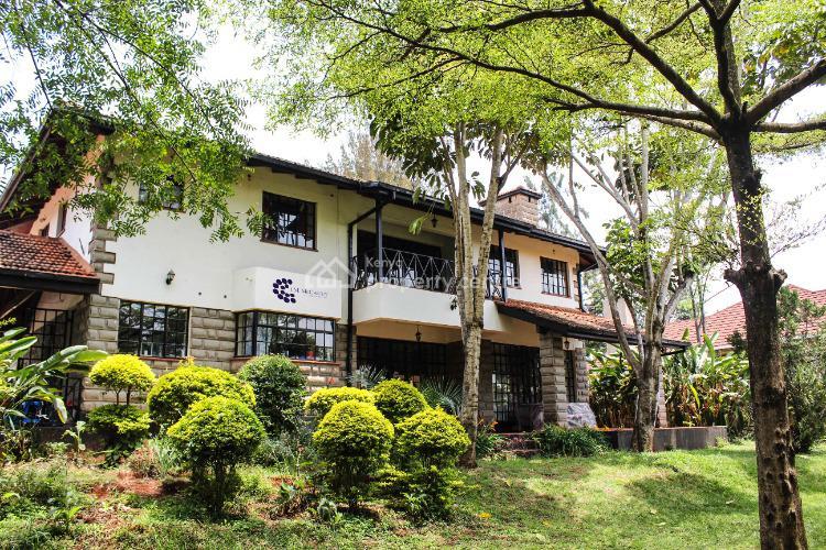 Runda 4 Bedroom Stand Alone House on 0.5 Acre, Runda, Runda, Westlands, Nairobi, House for Rent