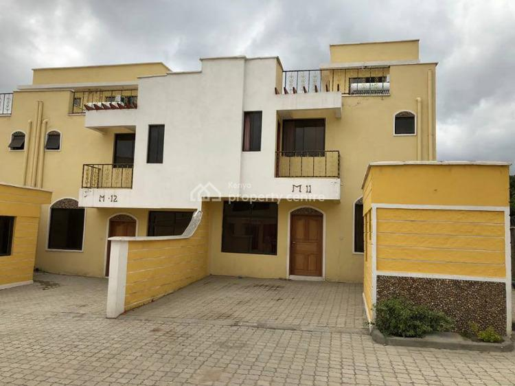 Mombasa Road Junction 4 Br Premium Townhouse, Mombasa Road, Kitengela, Kajiado, House for Sale