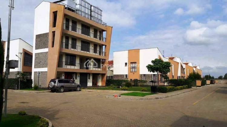 Syokimau Classic Modern 4 Br Townhouse Plus Dsq, Kiungani Road, Syokimau/mulolongo, Machakos, House for Sale
