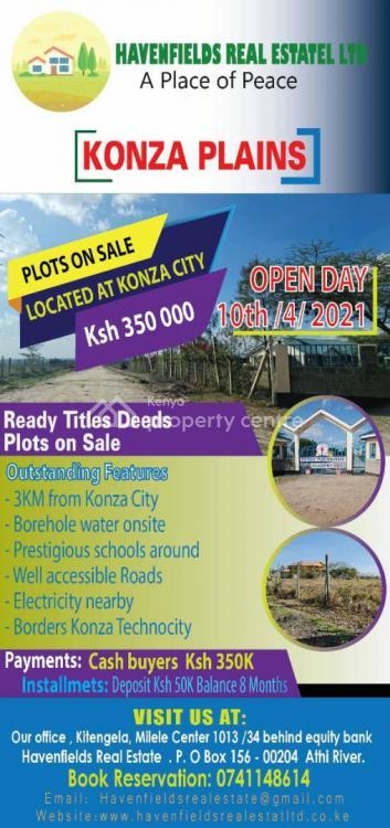 Konza Plains, Konza City, Machakos Central, Machakos, Mixed-use Land for Sale