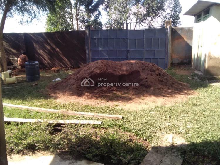 a Nice 3 Bedroom House and Plot of Land, Kemeloi-maraba, Nandi, House for Sale