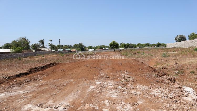 40/80 Acre Piece of Land Second Row From The Beach, Kikambala, Mtwapa, Kilifi, Land for Sale
