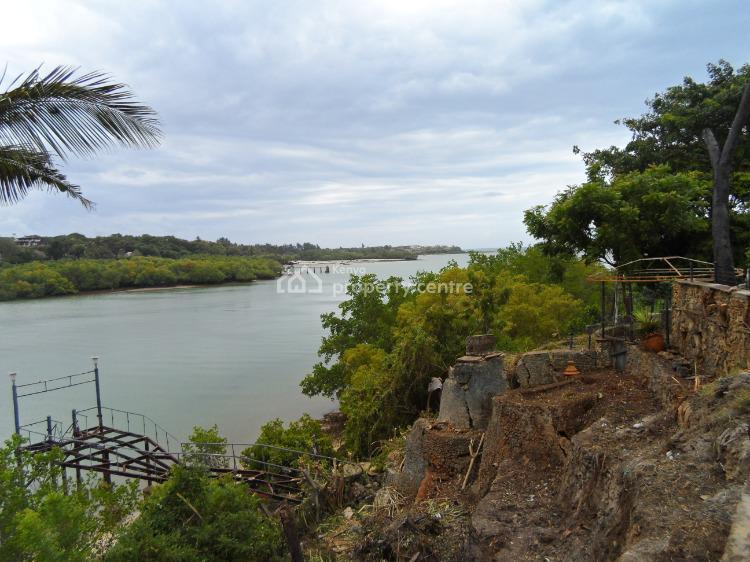 Half Acre Creek Side Property, Mtwapa, Mtwapa, Mtwapa, Kilifi, Land for Sale