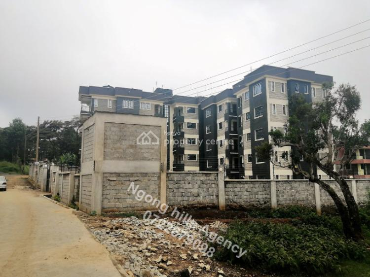 Three and Two Bedrooms Apartment  in Ngong, Ololua, Ngong, Kajiado, Apartment for Rent