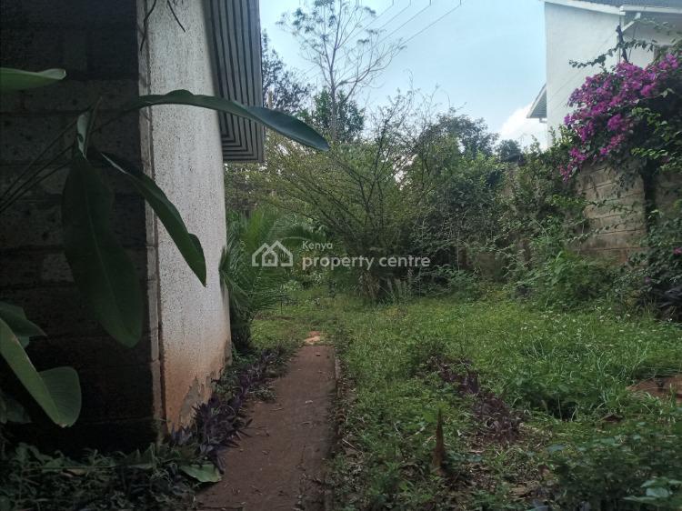 0.7 Acre Land in Riverside, Riverside, Loresho, Westlands, Nairobi, Residential Land for Sale