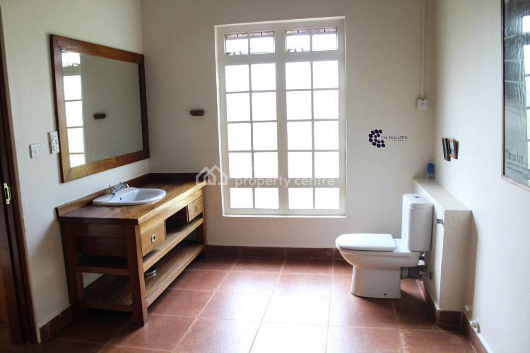 Runda 4 Bedroom Fully Furnished Main House, Runda, Runda, Westlands, Nairobi, Detached Bungalow for Rent