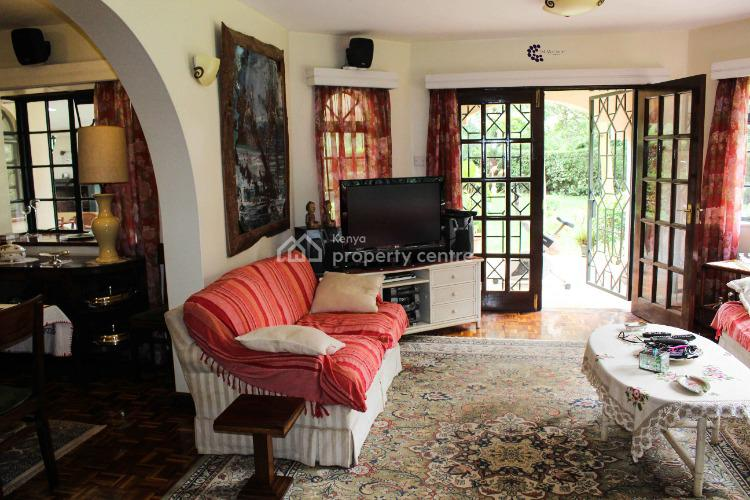 Muthaiga North 4 Bedroom House, Muthaiga North Rd, Muthaiga North, Muthaiga, Nairobi, House for Sale