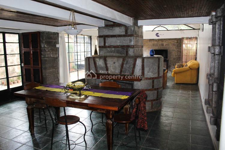 Runda 3 Bedroom Fully Furnished Cottage, Runda, Runda, Westlands, Nairobi, House for Rent