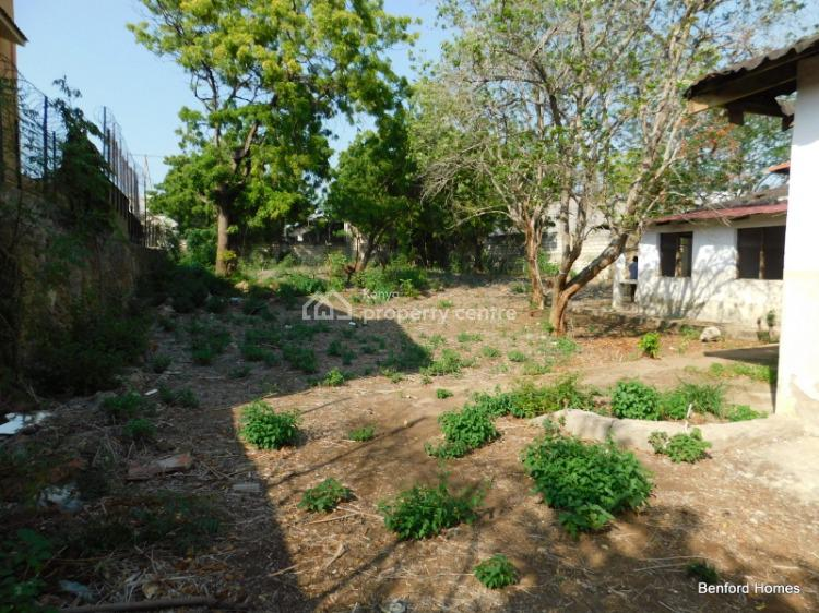 Quarter Acre Piece of Land with Perimeter Wall Fence Near City Mall Ny, Nyali, Mombasa, Mixed-use Land for Sale