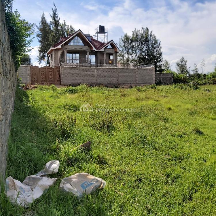 50 Meters By 100 Meters Plot Eastern Bypass, Eastern Bypass, Mitikenda, Ruiru, Kiambu, Residential Land for Sale
