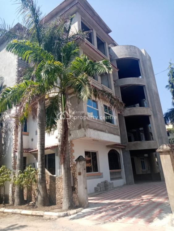 1br Sunset Court Newly Built Apartment  in Nyali. Ar51, Nyali, Mombasa, Apartment for Rent