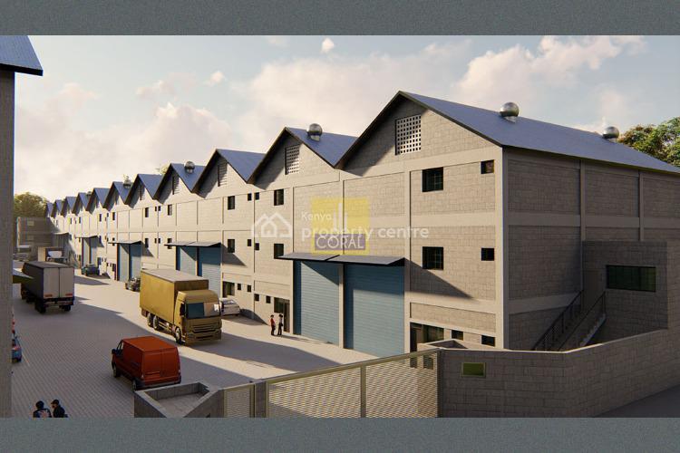 New Warehousing Development Starting Soon Off Baba Dogo Rd, Ruaraka, Baba Dogo, Nairobi, Warehouse for Sale