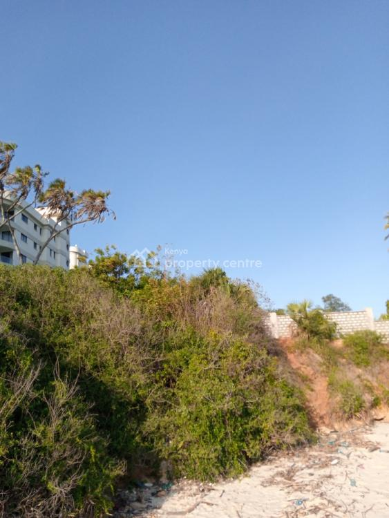 One Acre Beach Plot in Nyali, Marina Road, Nyali, Mombasa, Residential Land for Sale