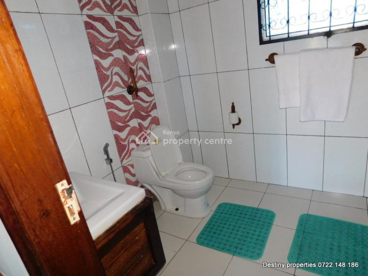 2 Bedroom Fully Furnished Beach Side Apartment, Msa/mld Rd, Bamburi, Mombasa, Apartment Short Let