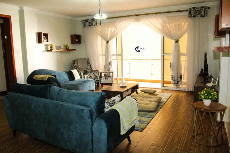 Riverside 3 Bedroom Fully Furnished Apartment, Riverside Dr, Westlands, Nairobi, Apartment for Rent
