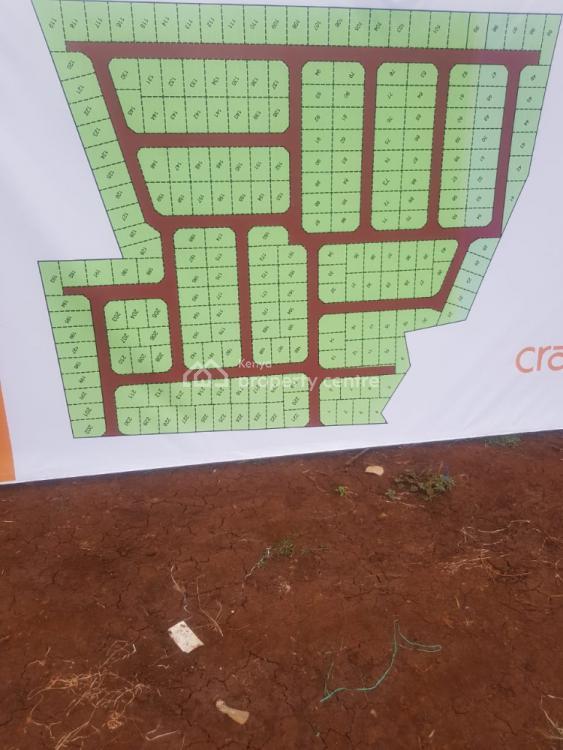 Plots Available 40*90@821k, Kimorori/wempa, Muranga, Residential Land for Sale