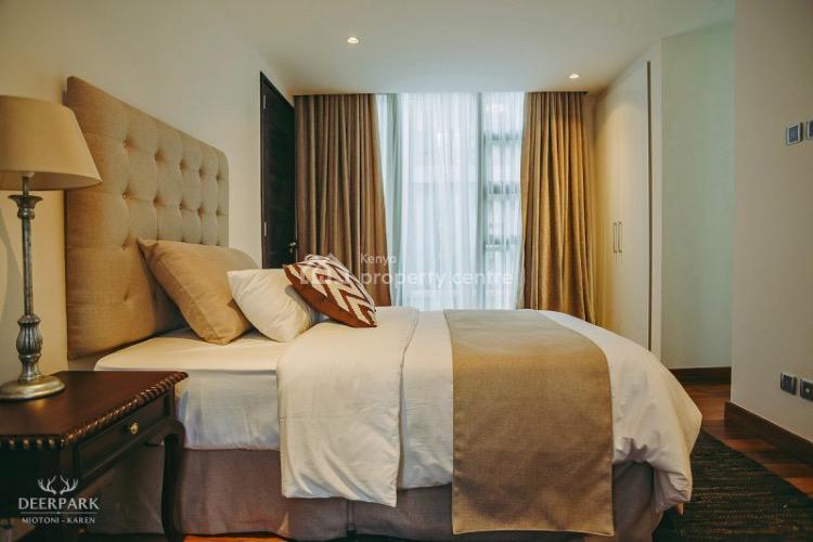 Contemporary 5 Bedroom Villa, Miotoni, Karen, Nairobi, Townhouse for Rent