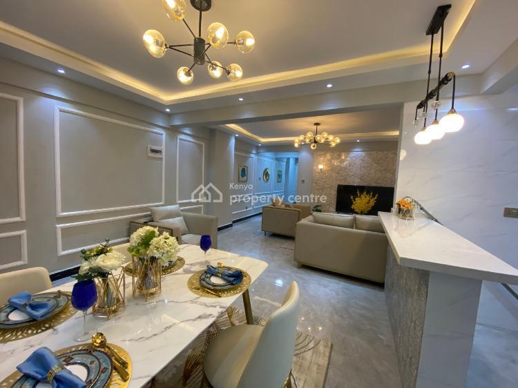 Luxury 2 Bedroom Apartment, Othaya Road, Kilimani, Nairobi, Self Contained (single Rooms) for Sale