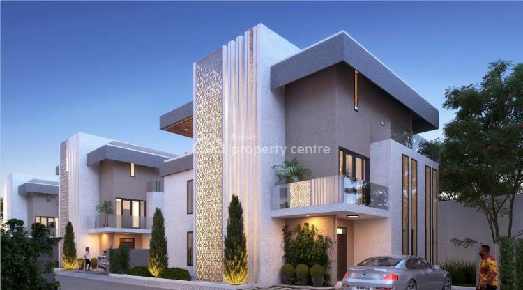 Modern Townhouse in a Community of 8 Homes, Lavington, Nairobi, House for Sale