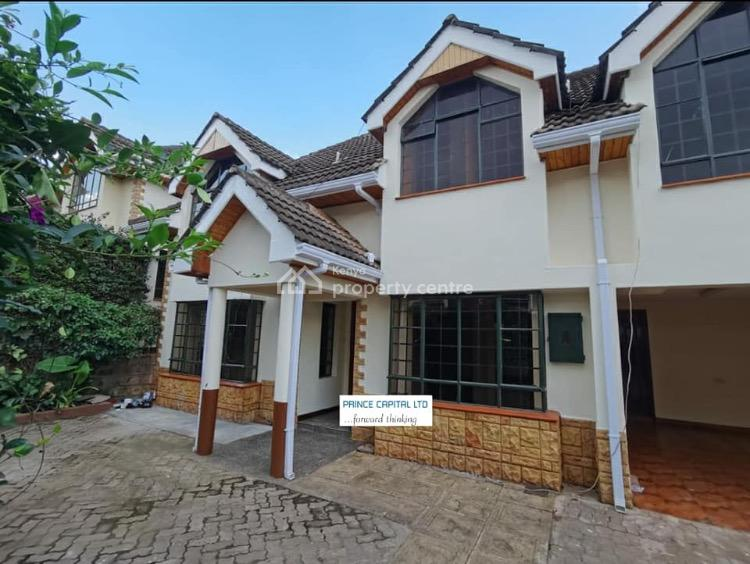 Lavington 5 Bedroom Villa, Kabarsiran, Lavington, Nairobi, House for Rent