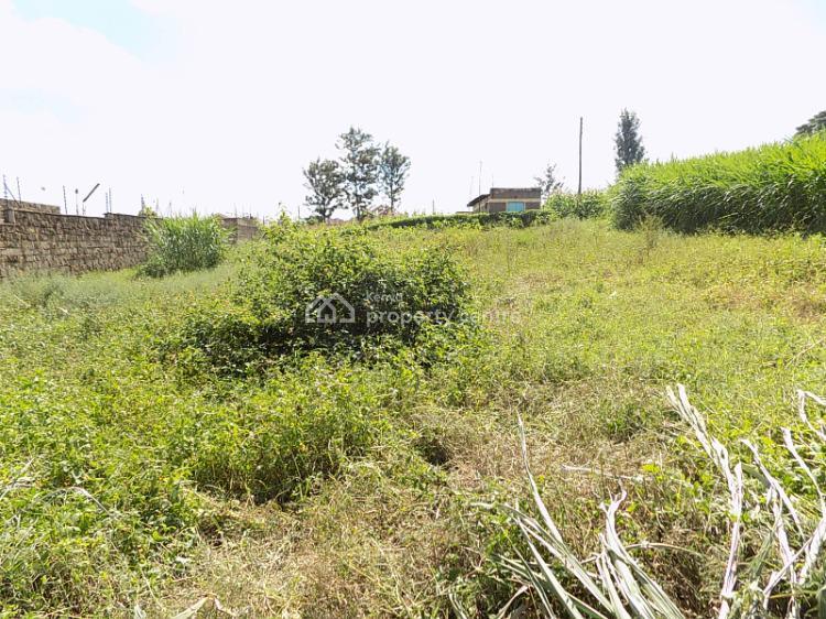Prime 1/4 Acre Plot, Ngoingwa, Thika, Kiambu, Mixed-use Land for Sale
