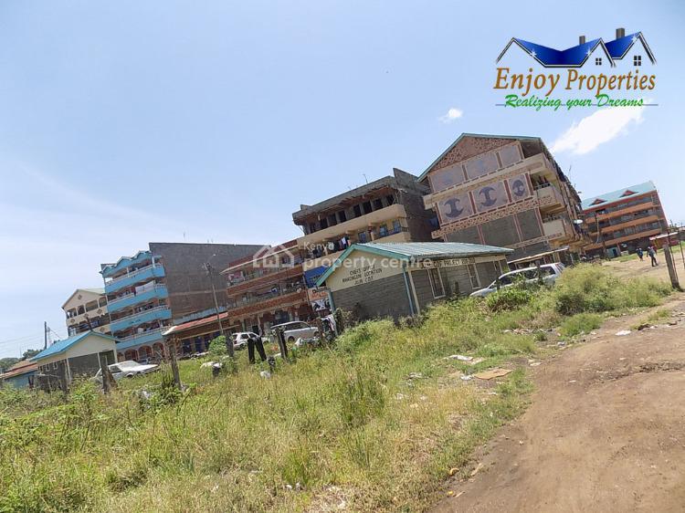 Commercial 40x80 Plot, Thika Makongeni Road, Thika, Kiambu, Mixed-use Land for Sale