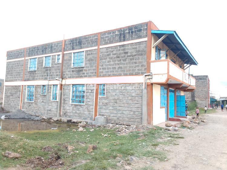 Apartment and Plot, Githurai 45, Githurai, Nairobi, Mini Flat for Sale