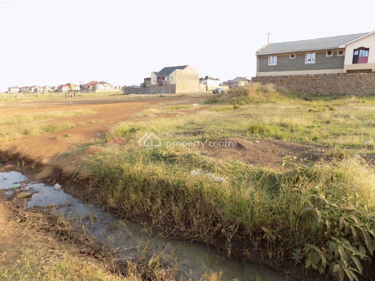 Prime Residential Plot, Juja Farm Road, Juja, Kiambu, Residential Land for Sale