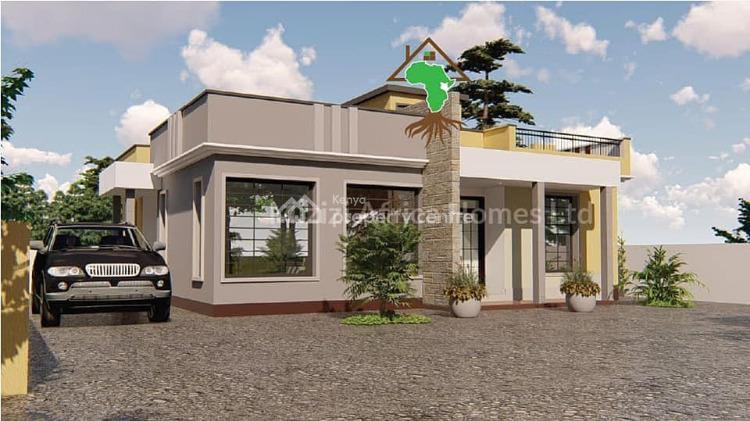 Magnificent  3 Bedroom Flatroof  Bungalows, Kenyatta Road, Ruiru, Kiambu, Detached Bungalow for Sale